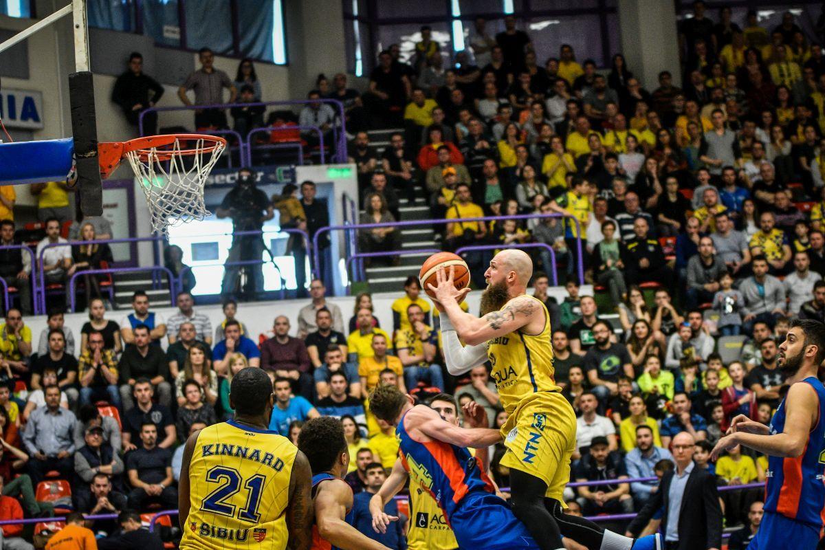 BC SCM Timişoara - BC CSU Sibiu / Ultima deplasare din Top 6. Locul 2 e asigurat, dar