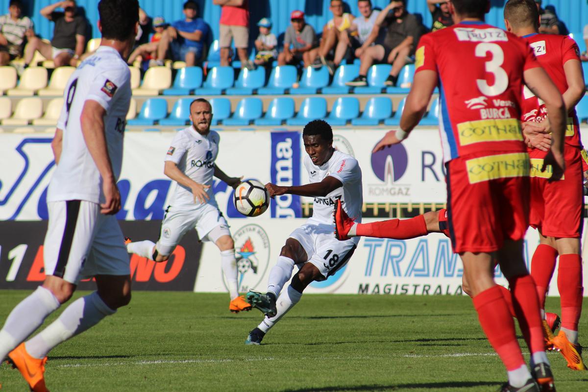 Gaz Metan - FC Botoşani 2-1 Se vede luminiţa de la capătul tunelului