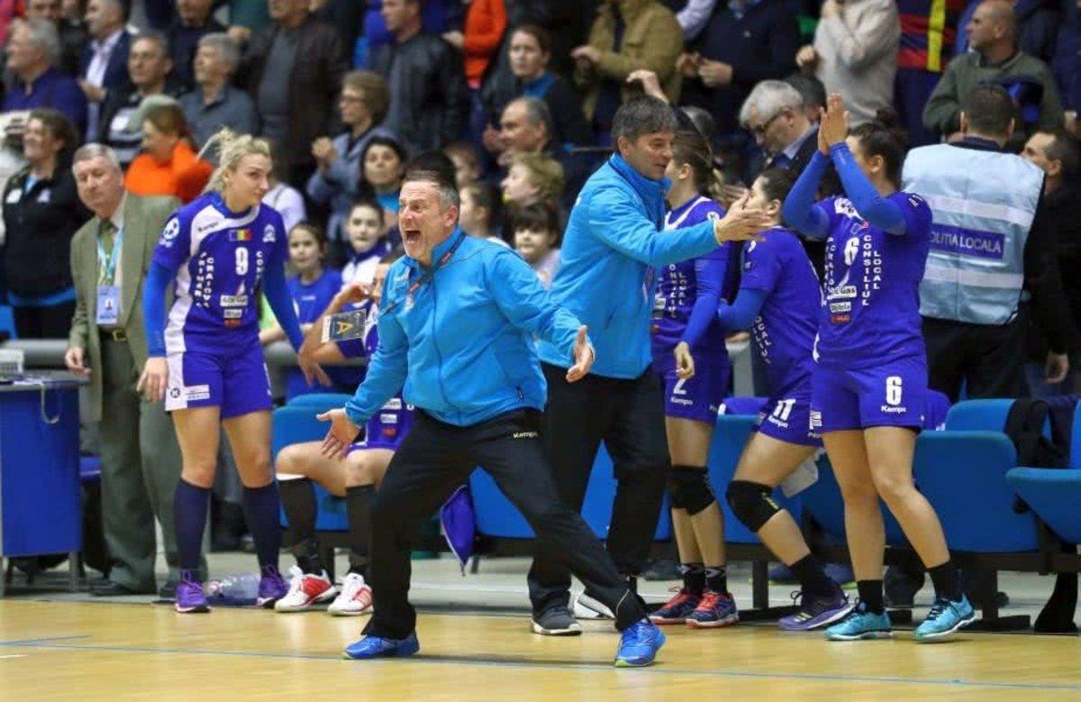 SCM Craiova a cucerit Cupa EHF!