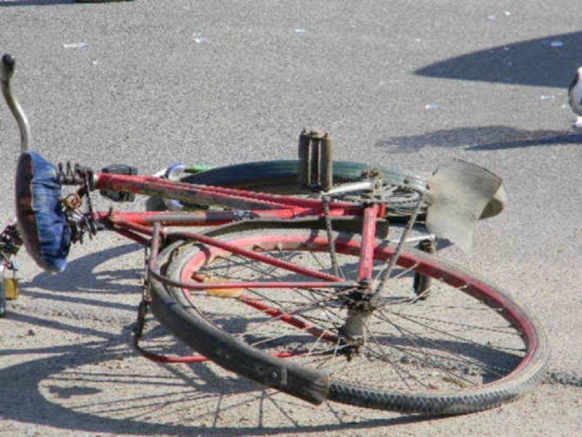 Biciclist din Șura Mică rănit într-un accident rutier