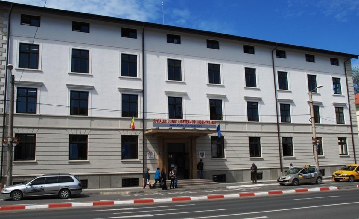 Policlinica Spitalului Clinic Judeţean de Urgenţă Sibiu extinde programul de consultații pentru specialitățile cele mai solicitate