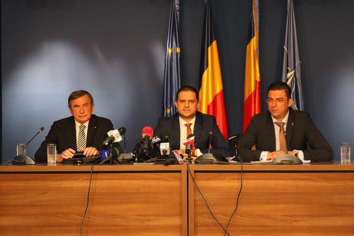 """PSD Sibiu, despre Bogdan Trif: """"Un ministru pentru turismul românesc"""