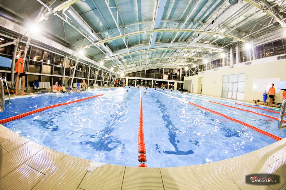 Camelia Potec doreşte introducerea orelor obligatorii de înot în şcoli