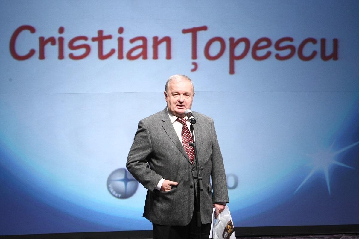 Cristian Ţopescu, peste patru decenii dedicate sportului românesc