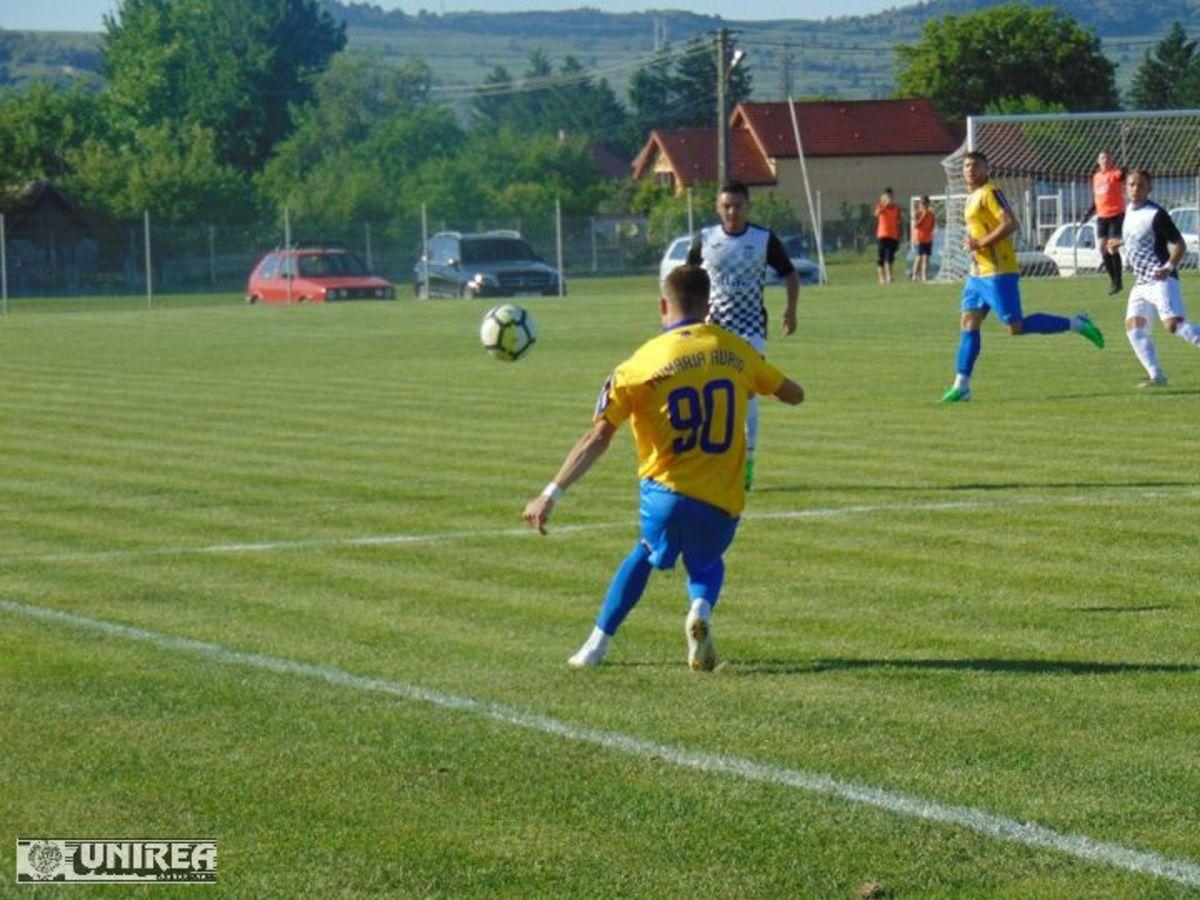 FC Avrig, victorie extrem de prețioasă cu Unirea Alba Iulia