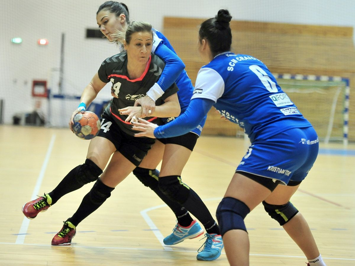 HCM Rm. Vîlcea - Măgura 25-27: Cisnădia, aproape de titlul de vicecampioană națională!