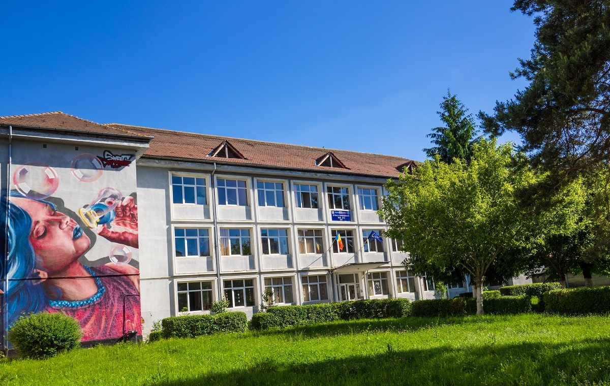Clădirea Școlii nr. 21 va fi eficientizată energetic, prin fonduri europene obținute de Primăria Sibiu