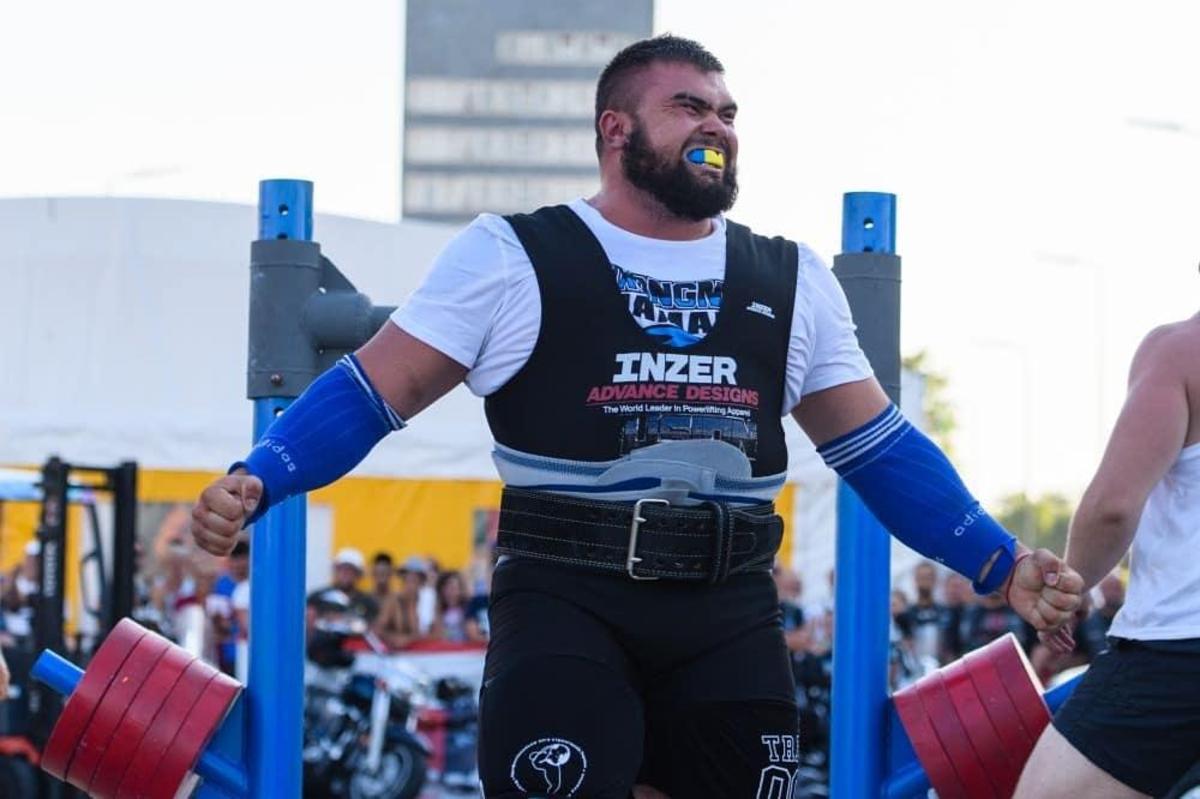 (FOTO) Se caută cel mai puternic om din România. Strongman Mamaia, pe 4 august!