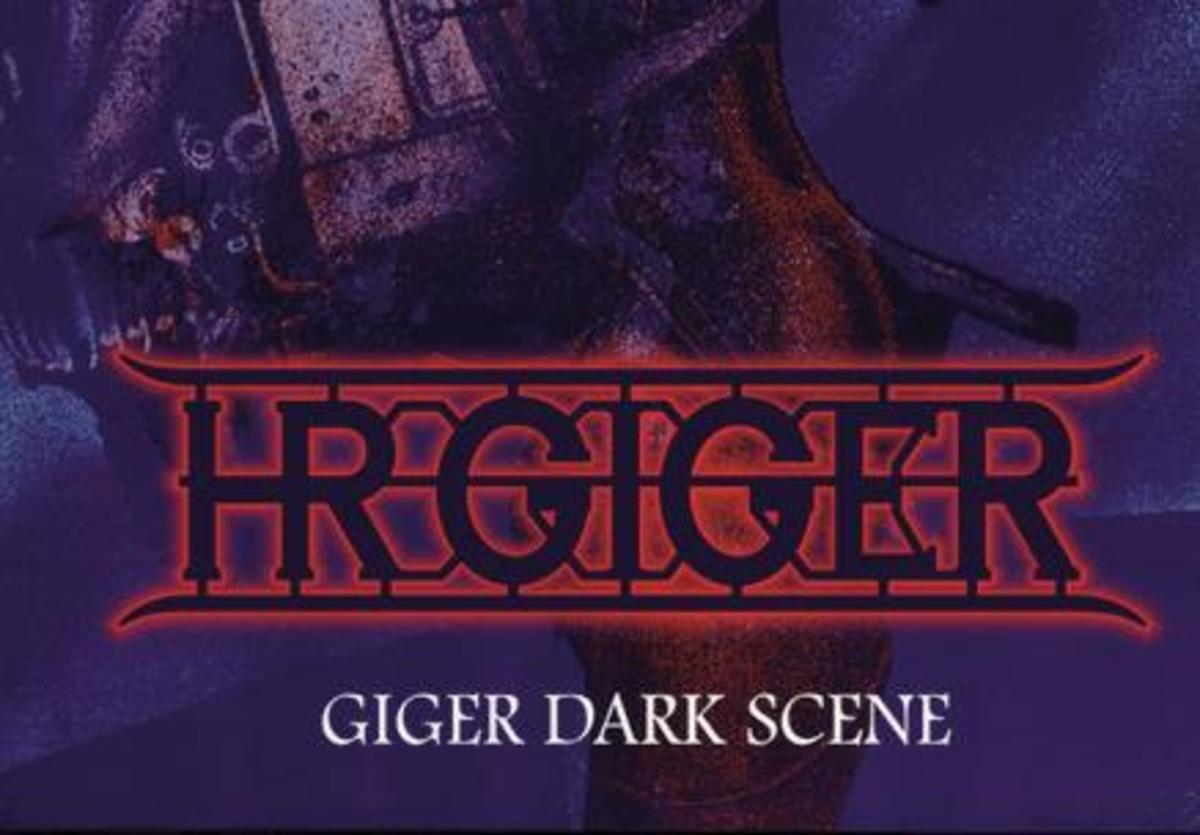 Expoziţia: HR Giger – Dark Scene, la Muzeul de Artă Contemporană