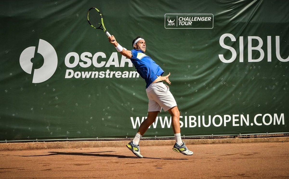 Finalist la Sibiu Open, în semifinale la Roland Garros! Italianul Cecchinato l-a învins pe Novak Djokovic în sferturi.