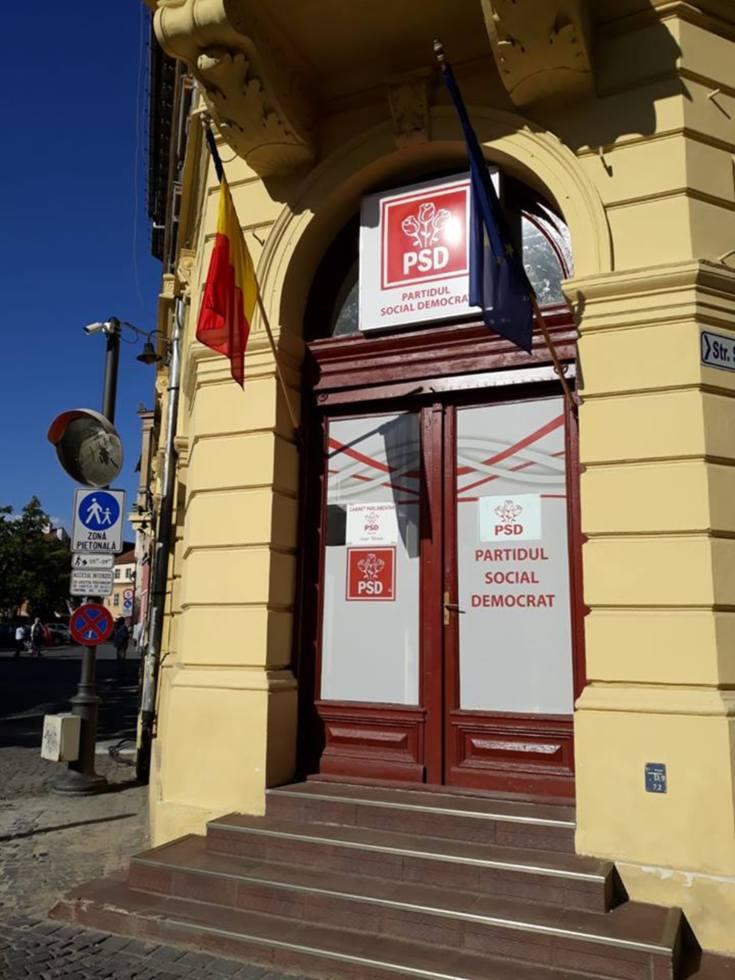 PSD Sibiu: Deciziile Curţii Constituţionale se execută, nu se discută