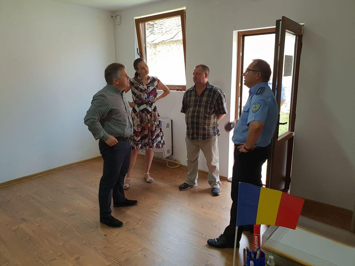 Post de Poliție Locală la Ighișu Nou