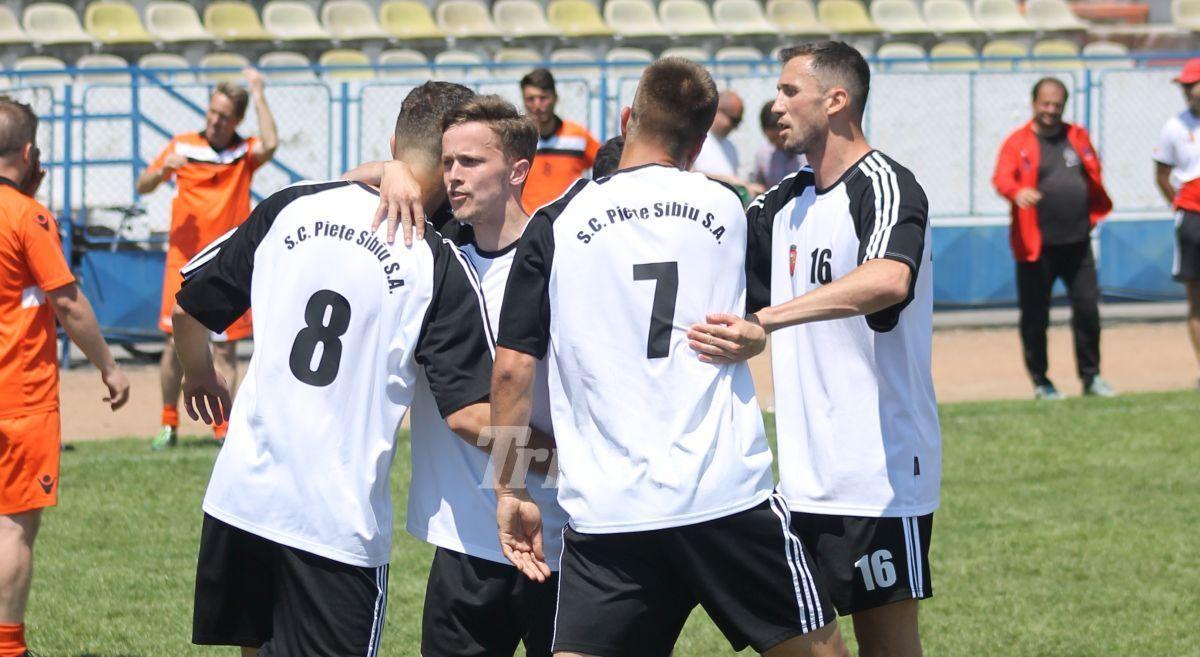 S-au stabilit grupele ediției a V-a a Cupei Municipiului Sibiu la minifotbal