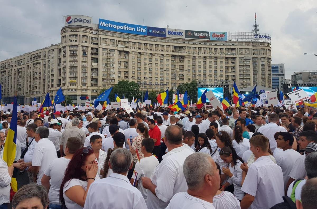 PSD Sibiu, despre participarea la mitingul de la Bucureşti: