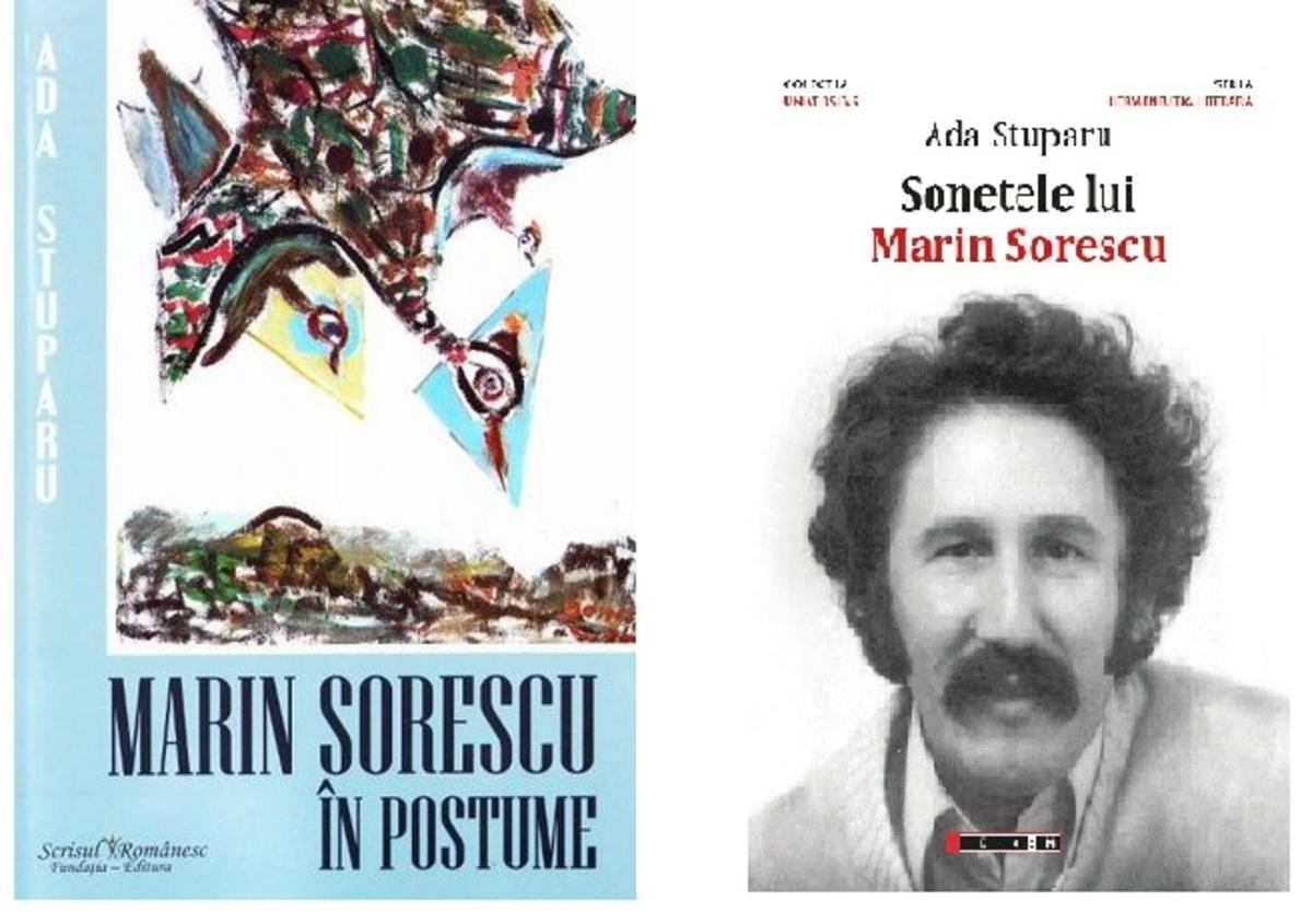 Două volume despre Marin Sorescu, lansate la Cercul Militar