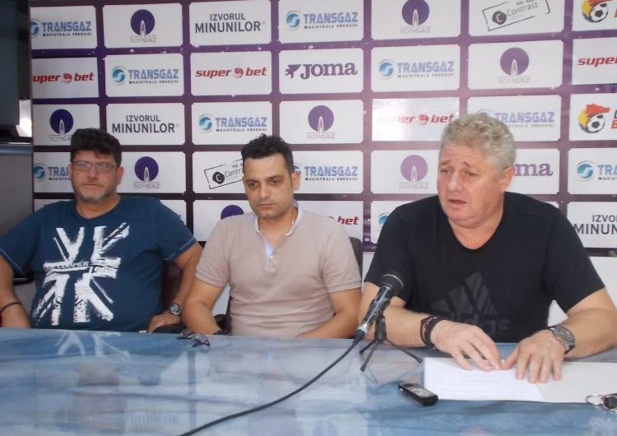 Mihai Teja, prezentat oficial la Gaz Metan. Pustai mai are contract până pe 30 iunie