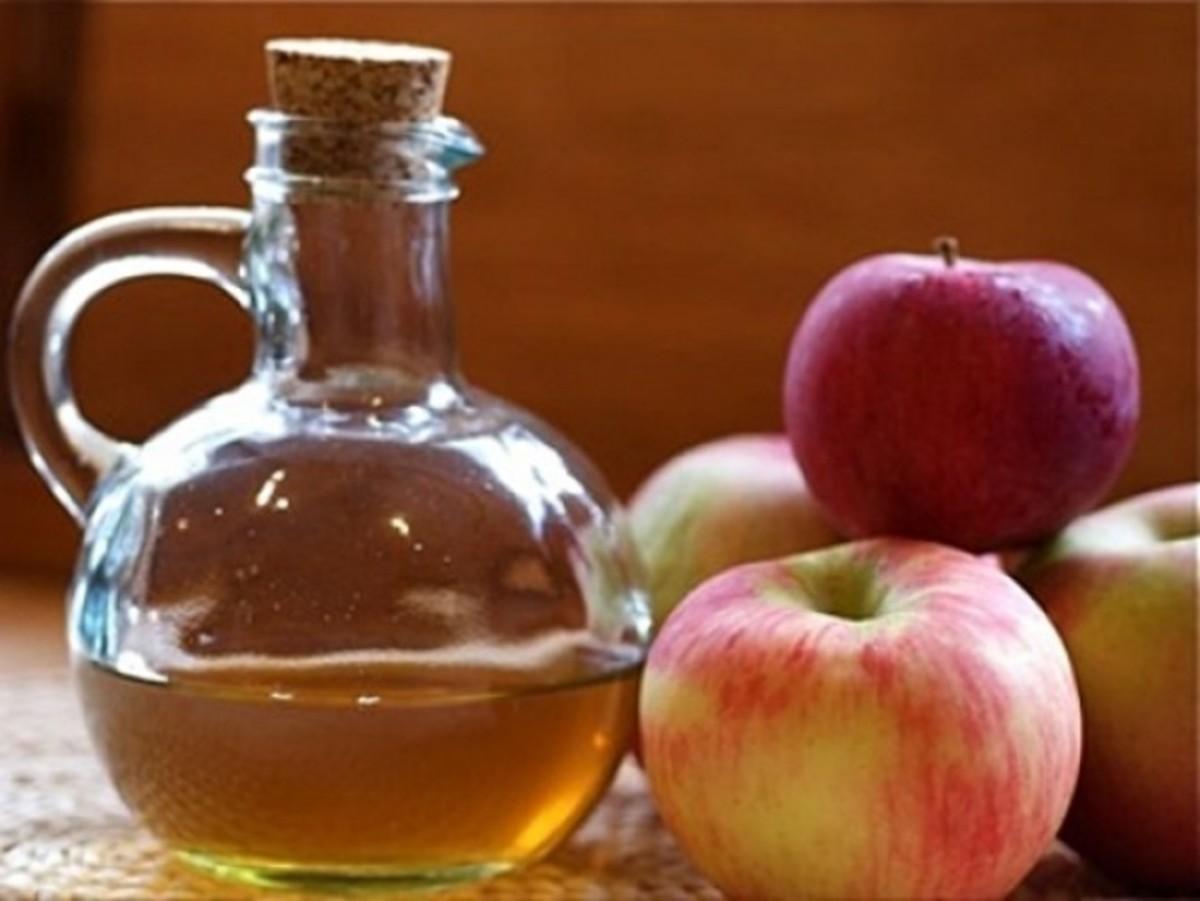 Medicina naturistă: Oţetul de mere - alimentul medicament