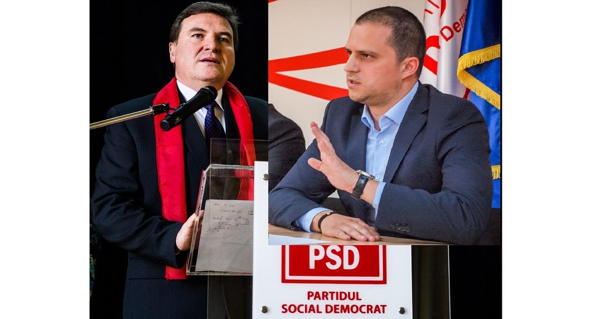 """PSD Sibiu: """"Sitterli completează gașca PNL Sibiu formată din studenta de la Moscova  Turcan,"""