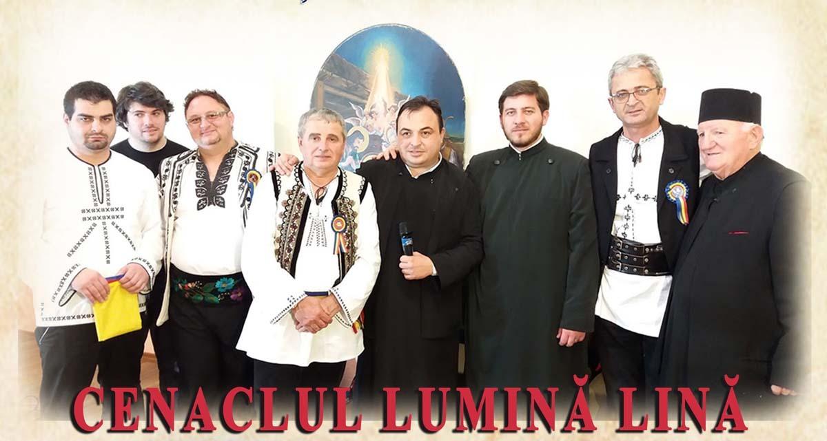 """Marea Unire, celebrată de Cenaclul """"Lumină Lină"""