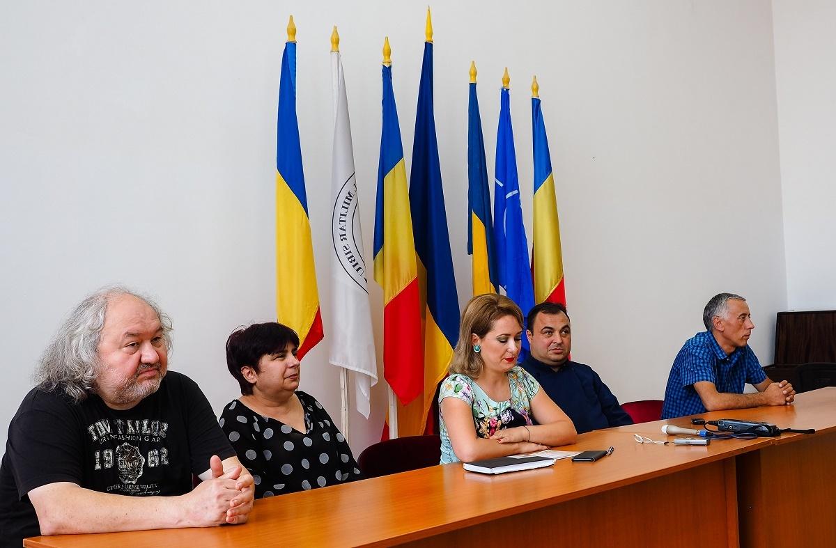 Peste 100 de participanți din România, Ungaria, Bulgaria și Republica Moldova se întrec la Festivalul Internaţional