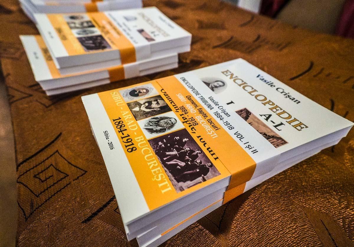 Enciclopedia TRIBUNEI, acum la preţ imbatabil!