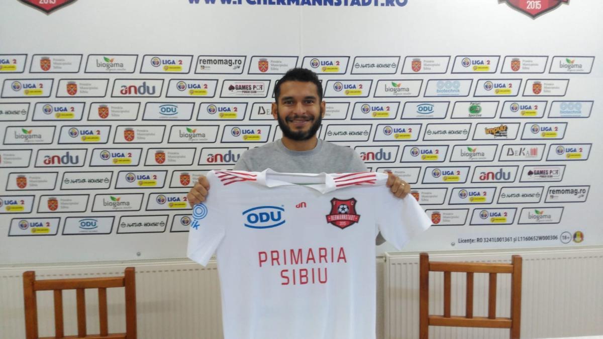FC Hermannstadt a transferat un fost internaţional de juniori grec