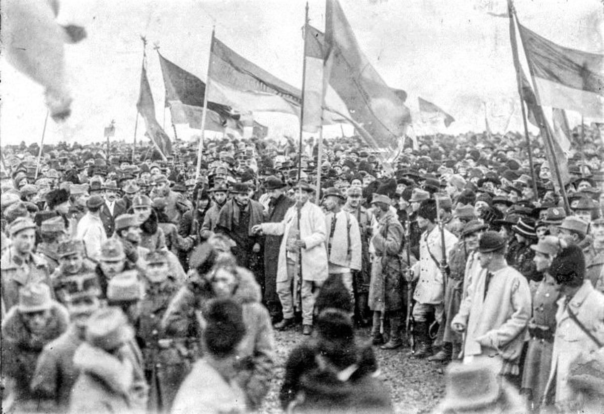 Centenarul Marii Uniri: Despre rezistenţa românilor împotriva dualismului austro-ungar    1867-1918