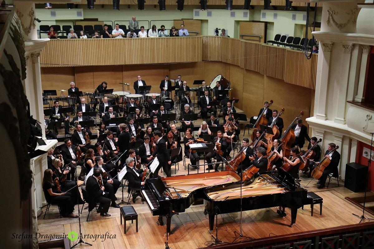 Repetiție cu public și concert simfonic extraordinar, la Filarmonica Sibiu