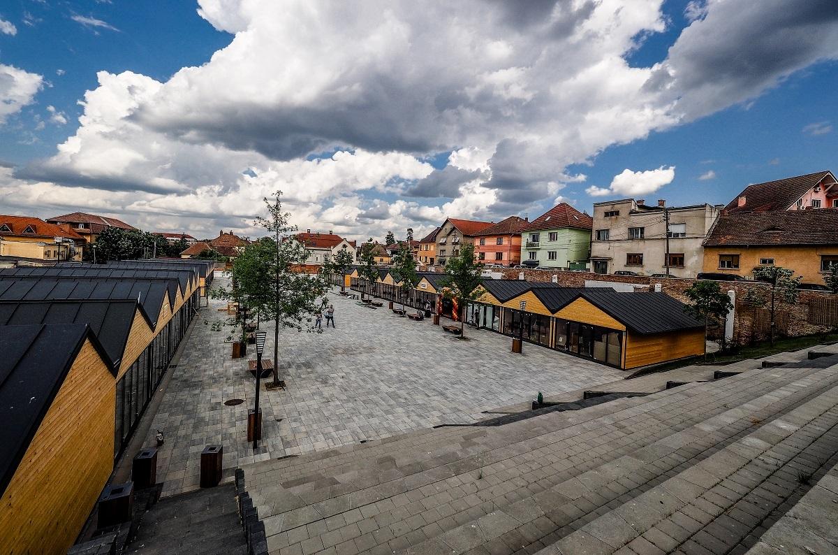 Sibiu Sounds se mută în Piața Habermann