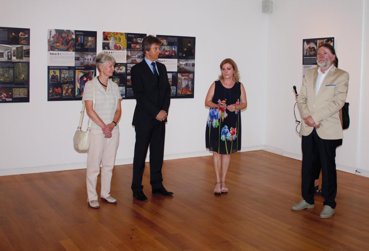 10 ani de Galerie de Artă Româniască, marcaţi la Muzeul Brukenthal