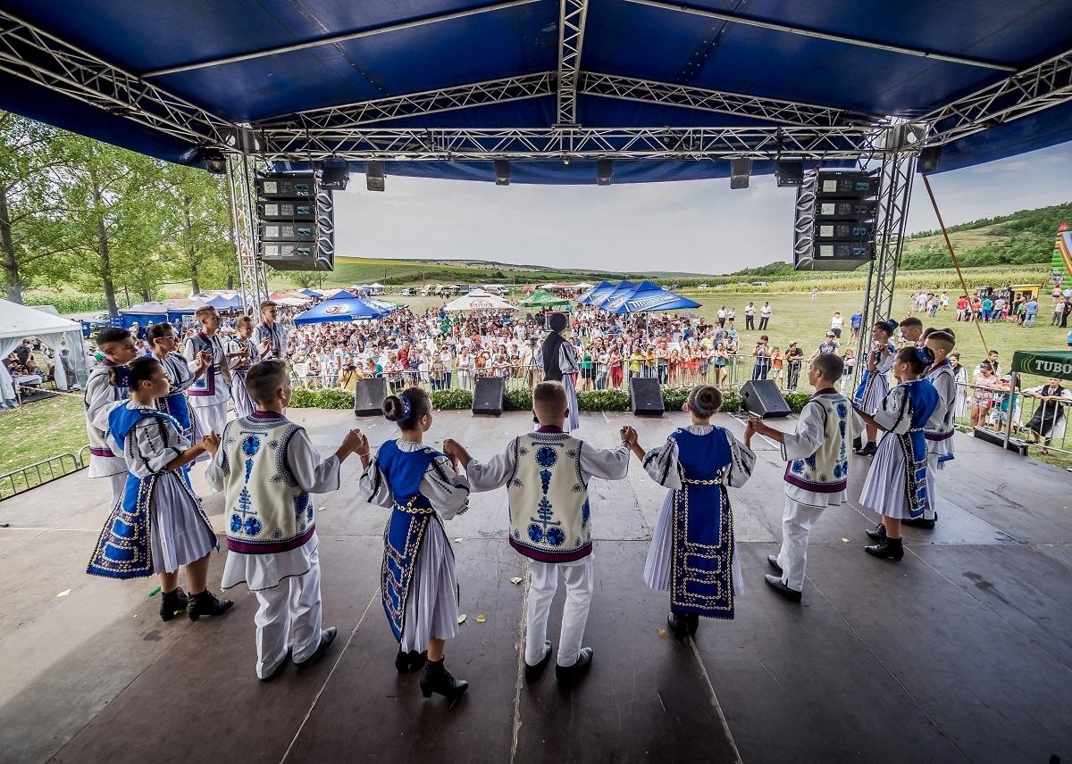 Fiii comunei Păuca se întorc pe meleagurile natale