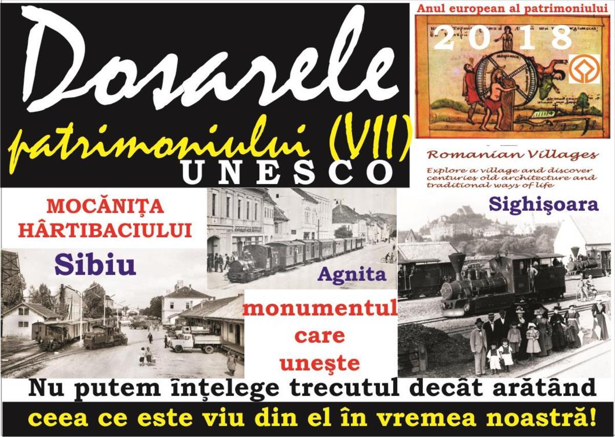 """Dosarele patrimoniului (VII): Cel mai lung monument istoric sibian a fost salvat? – Nu putem înţelege trecutul decât arătând ... ! - Despre """"simbioza dintre români şi saşi""""!"""