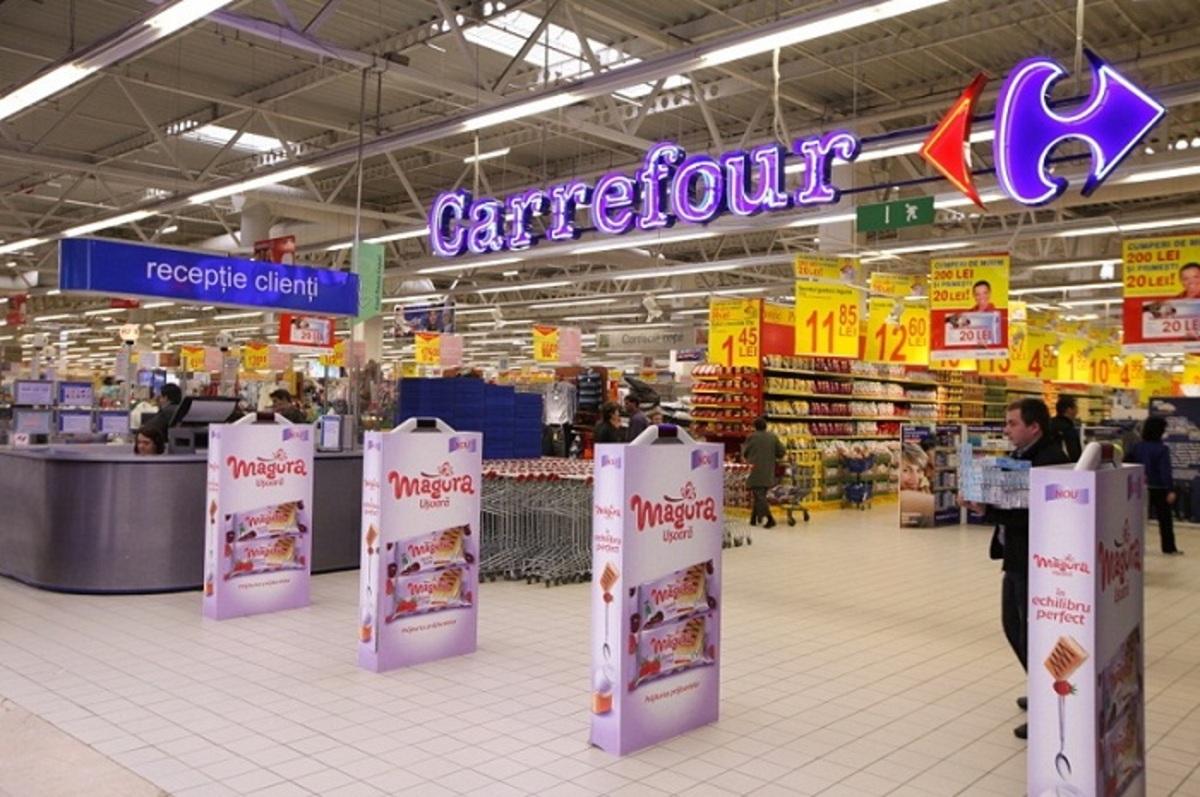 Carrefour retrage produse infestate cu bacteria Listeria. Cele expirate rămân bine-mersi la raft!