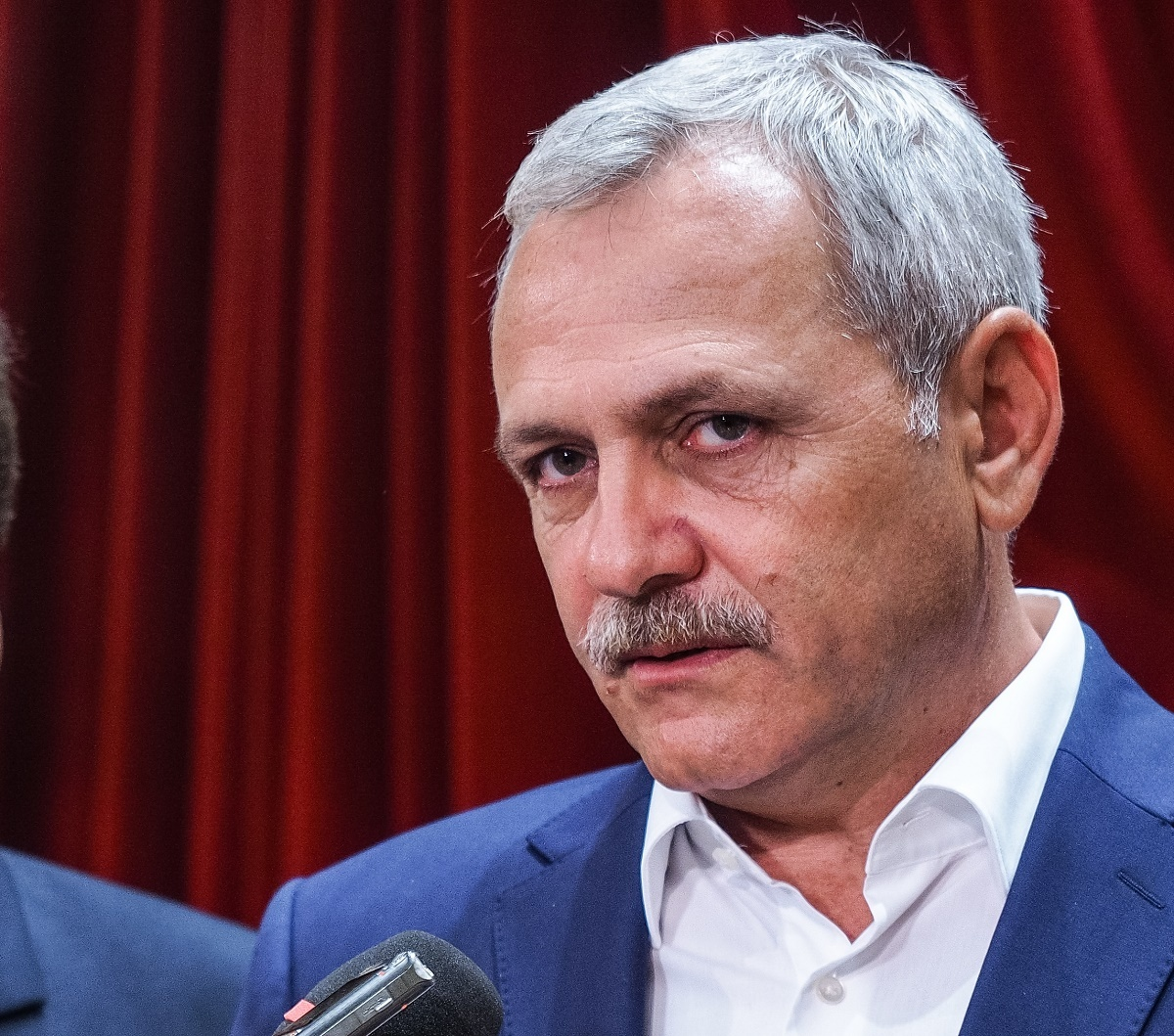 Leader of the Romanian Social Democrat Party Liviu Dragnea ...  |Liviu Dragnea